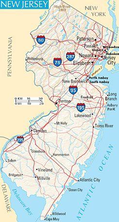 New Jersey Suburbs