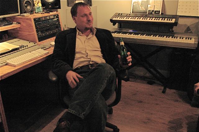 studio Pic Five