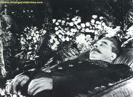 Joseph Vincent Encarnacion. Joseph+stalin+body
