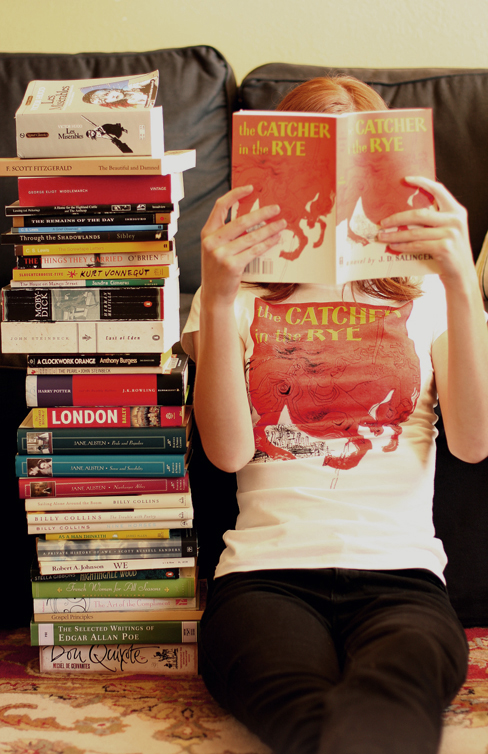 Wear Your Books At Out Of Print T Shirts E Verse