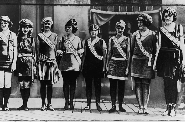 America Pageant 1921