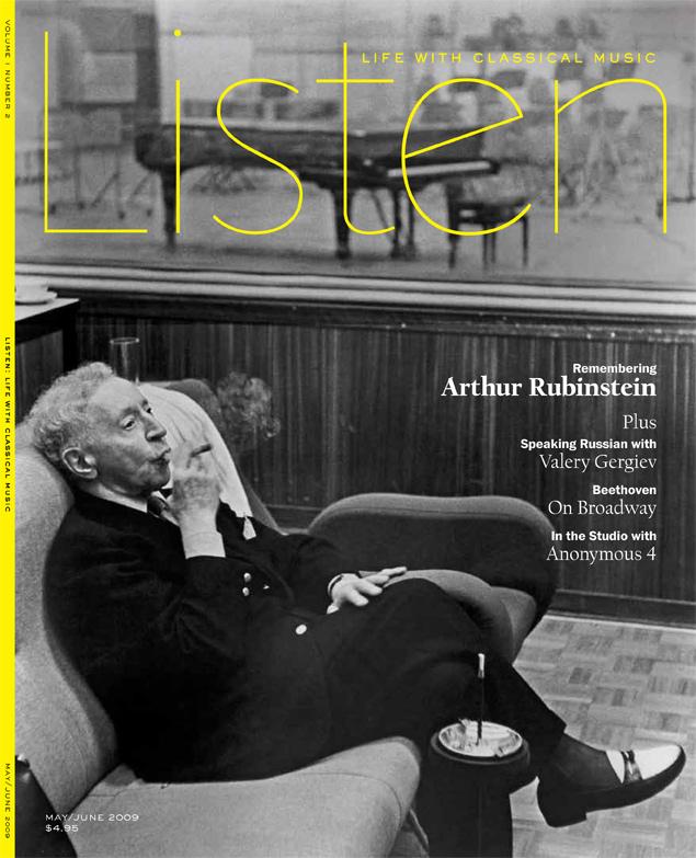 Listen magazine