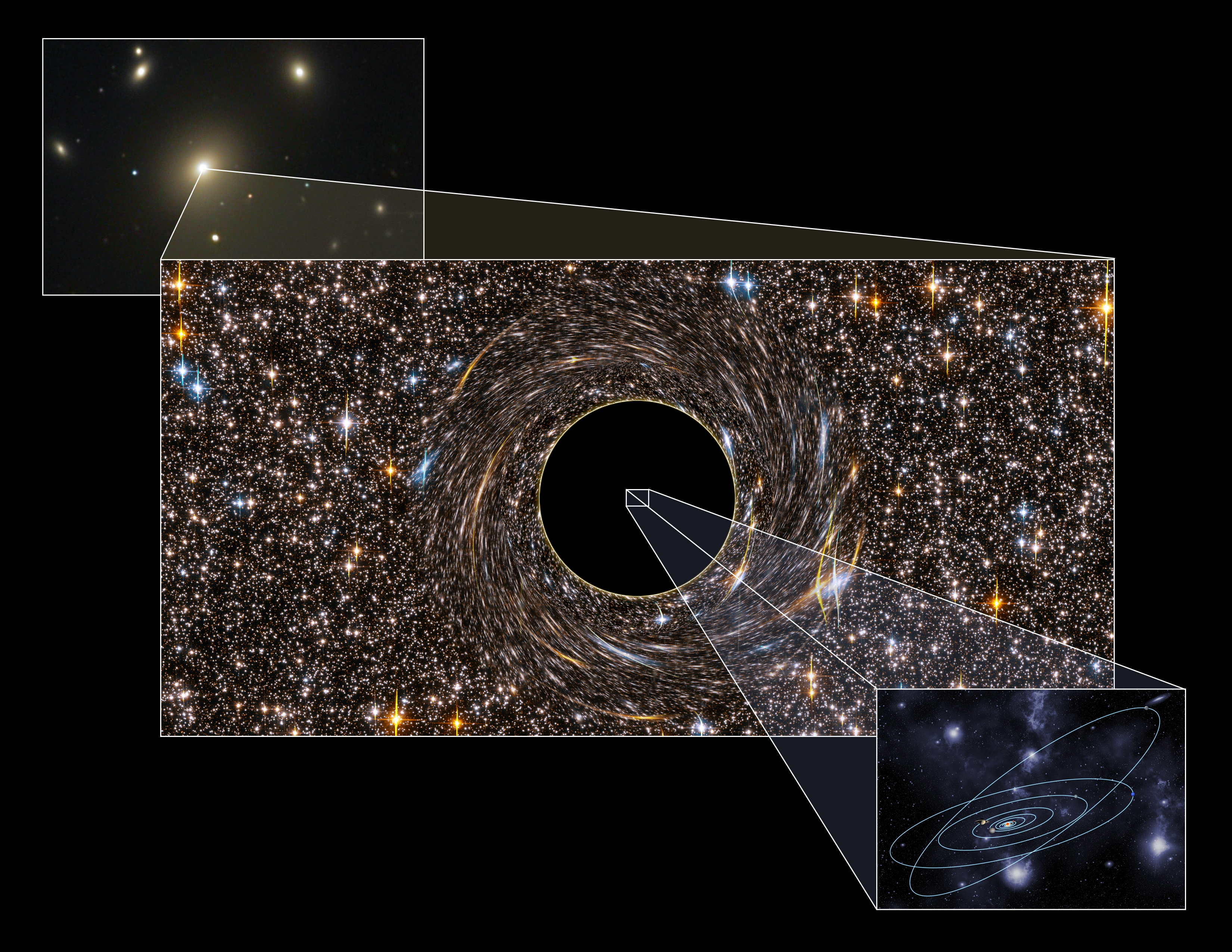 The view near a black hole by christine klocek lim e verse blackholediagram pooptronica Image collections