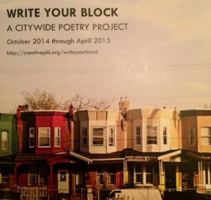 write your block