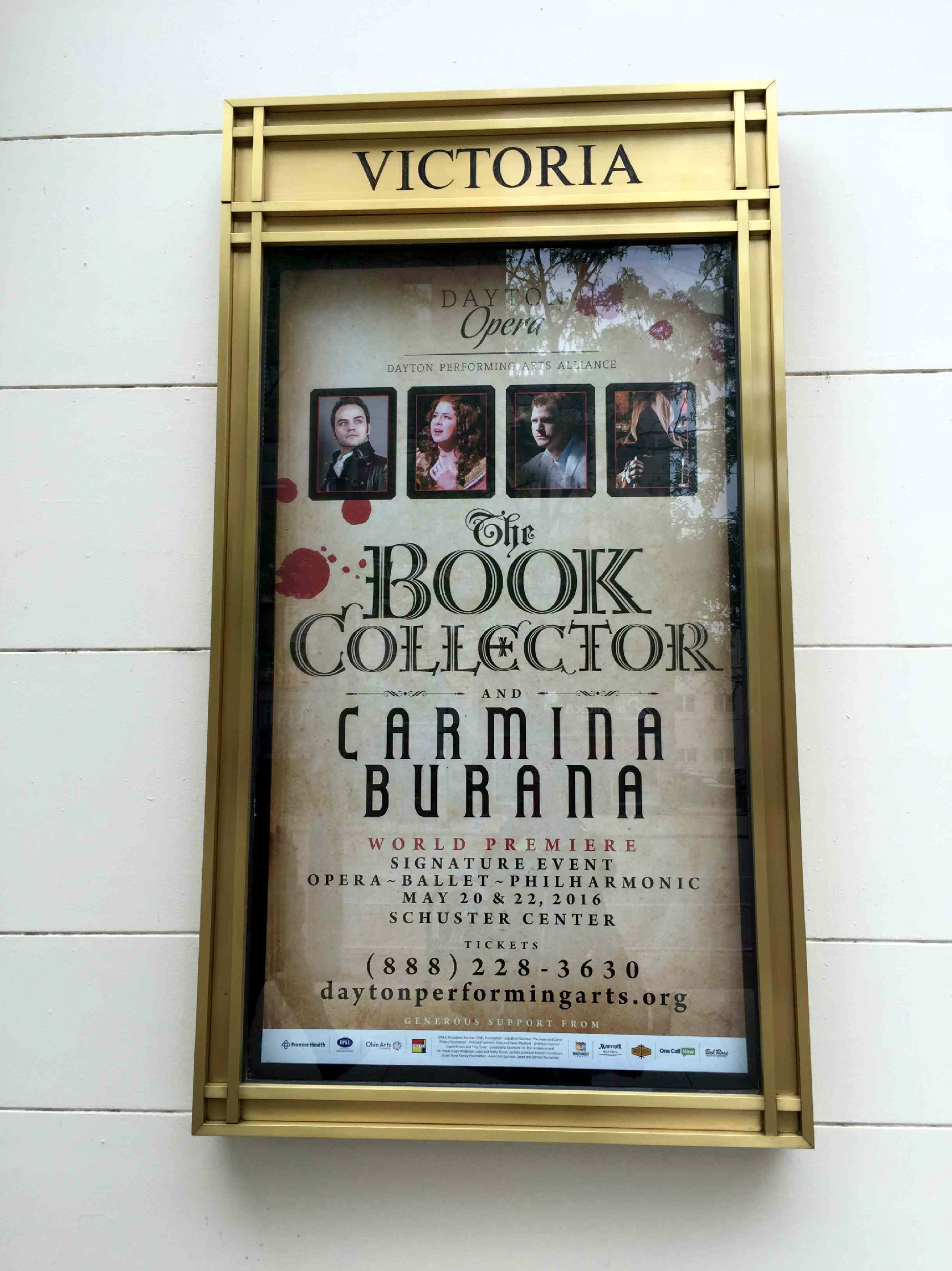 Book Collector Marquee